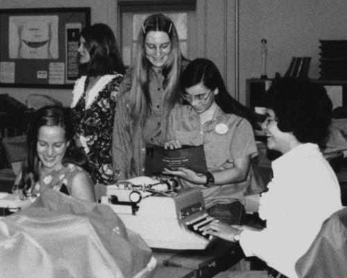Journalism 1973